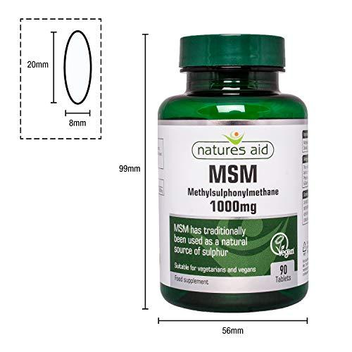 MSM-Methylsulphonylmethane-1000mg