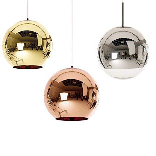 Silver Ball Pendant Light in Florida - 6