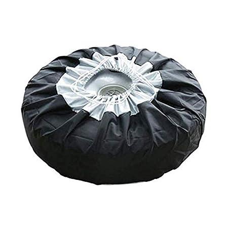 DishKooker Housse de Protection pour Pneu de Voiture en Polyester