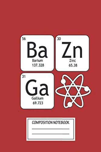 Amy Big Bang Theory Halloween (Notebook: Bazinga And Atom , Journal for Writing, Size 6