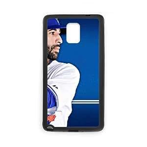 Buffalo Bills Samsung Galaxy Note 4 Cell Phone Case Black 218y3-122182
