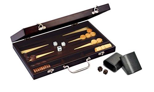 Merchant Ambassador Craftsman Collection Deluxe Backgammon