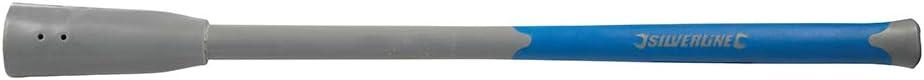 Manico per zappa in vetroresina 900 mm Silverline 675117