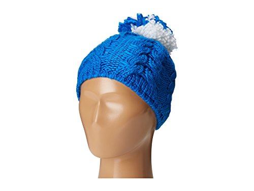 Obermeyer Kids Girl's Livy Knit Hat (Little Kids) Stellar Blue One Size