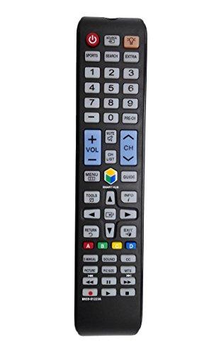 New Vinabty BN59-01223A Replaced REMOTE CONTROL fit for SAMSUNG LED TV UN32J5500 UN32J6300 UN40J5500 UN40J5500AF UN55JU6500 UN60JU650 UN48JU6500 UN50J6300 UN60JS700DF