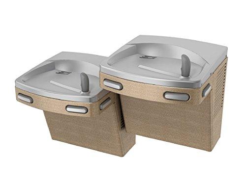 Oasis PG8ACSL VersaCooler II Bi-Level Universal Refrigerated Drinking Fountain, ADA, 8 GPH, Sandstone
