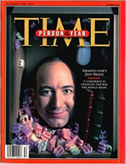 Time magazine person of the year 1999