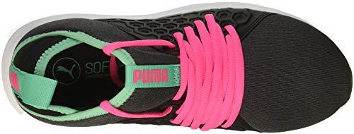 Enzo Metà Donne Sneaker Delle Puma Puma Nero Nf Knockout rosa SrwS7q