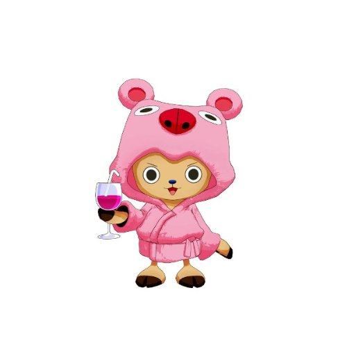 One Piece Unlimited Adventure World R pack chopper Pink ver