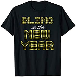 [Featured] New Years Day & New Years Eve Party - Bling In the New Year in ALL styles | Size S - 5XL