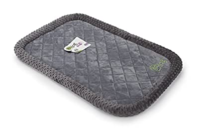 goDog Bed Bubble Bolster with Chew Guard Technology from Quaker Pet Group