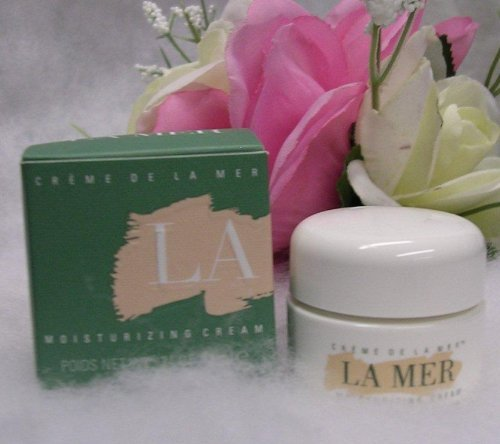 Cream .24 oz / 7 ml FRESH NEW IN BOX (Travel Size) (Creme De La Mer Moisturizing Cream)