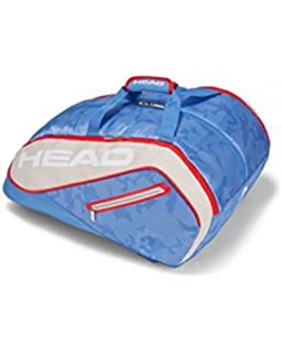 Head Tour Team Padel Paletero de Tenis, Azul, S: Amazon.es ...