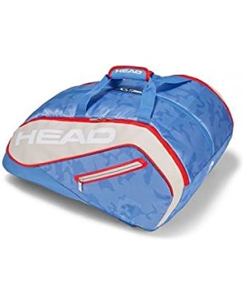Head Tour Team Padel Paletero de Tenis, Azul, S: Amazon.es ...