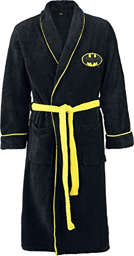 BATMAN Official DC Dressing Gown/Bathrobe -