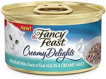 Cat Food: Fancy Feast Delights