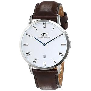 Daniel Wellington Reloj con Correa de Acero para Hombre 1123DW 9