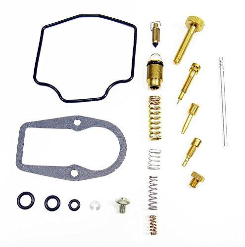 Outlaw Racing OR2548 Carburetor Complete Master Repair Rebuild Kit Yamaha TT-R230 TTR230 -