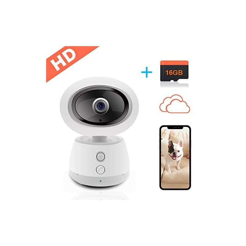 dog supplies online ip camera seucrity cameras-2mp 1080p cloud storage with free 16gb tf card baby monitor-elder pet dog surveillance cameras wireless-for home security camera systems ...