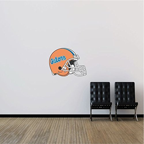 Florida Gators NCAA USA Helmet Logo College Sport Art Wall Decor Sticker 25