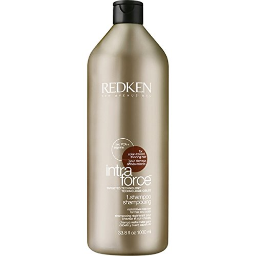 REDKEN Intra Force System 2 Shampoo 1000ml Salon Size - Colour-Treated Hair