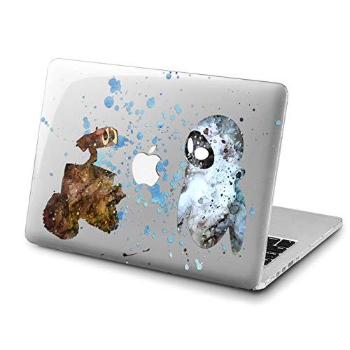 Lex Altern MacBook Pro Case 15 inch A1990 Wall-E 2018 Mac Air 13 Cute 2017 Disney A1708 Retina 12 A1502 Shell Hard Robot Cover 11 Apple Clear Boy Kids 2016 Laptop Design Protective Print Cartoon 2015]()