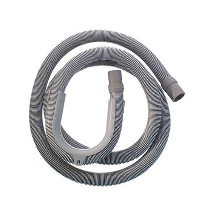 1.5 m Cornat T357505  Waschmaschinen-Ablaufschlauch-Verl/ängerung