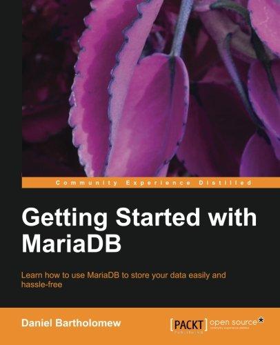 Getting Started with MariaDB ebook