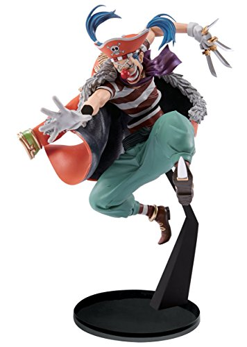 Banpresto One Piece 6.7″ Buggy Figure