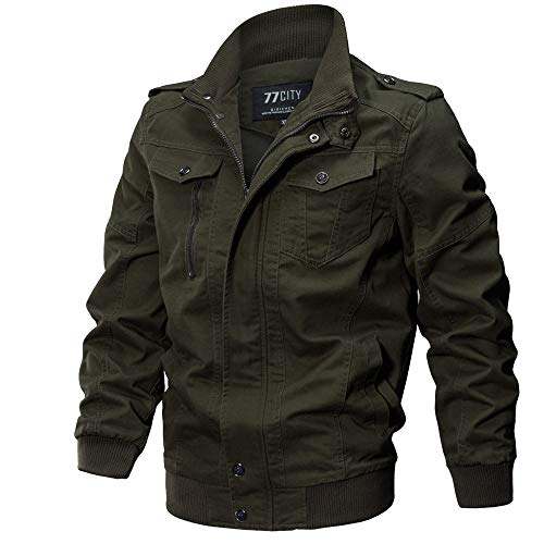 ZEFOTIM-Mens-Clothing-Jacket-Coat-Military-Clothing-Tactical-Outwear-Breathable-Coat