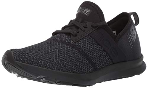 New Balance Women's FuelCore Nergize v1 FuelCore Training Shoe, Black, 9 B US