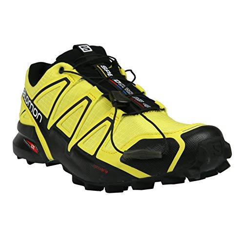 Da Speedcross Scarpe Running Yellow black corona Giallo Trail Salomon Uomo 4 corona Yellow x6wt6O