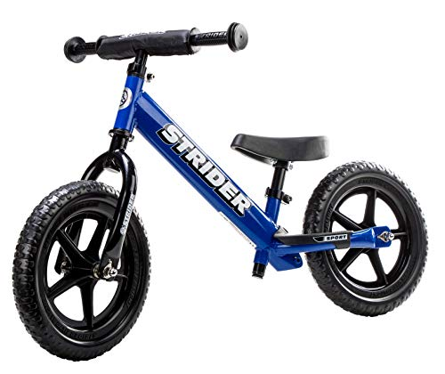 St4 Box (Strider - 12 Sport Balance Bike, Ages 18 Months to 5 Years, Blue)
