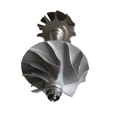 GENERIC CT16V 17201-OL040 17201-0L040 Turbo rotor assy//turbine shaft/&compressor wheel For TOYOTA Landcruiser HILUX Hilux ViIGO