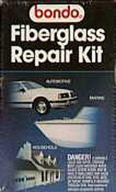 Bondo Fiberglass Resin Repair Kit