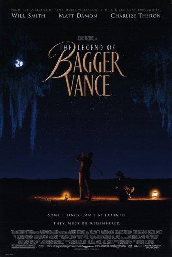legend of bagger vance poster