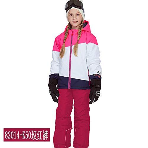 Veste Pantalons Vent Pour Ensemble Extérieur En De Pièces 2 D'hiver Ski R Imperméables Au Enfants ABnUtIw