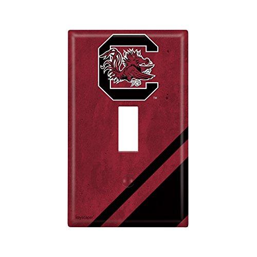 South Carolina Gamecocks Single Toggle Light Switch Cover NCAA