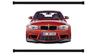 "BMW 1 Series M Coupe Fabric Wall Scroll Poster (32"" X 24"") Inches"