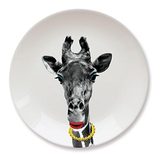 Giraffe Plate - 1