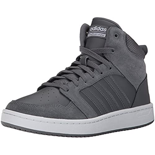 adidas NEO Men's CF Super Hoops Mid Basketball Shoes best