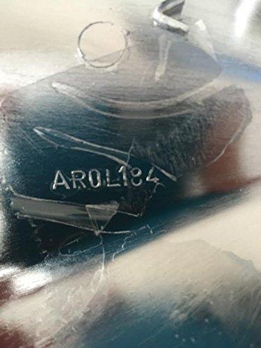 American Racing 1808200041 AROL184 AR808 X1834147-9SF WLC9910808 Chrome Center Cap
