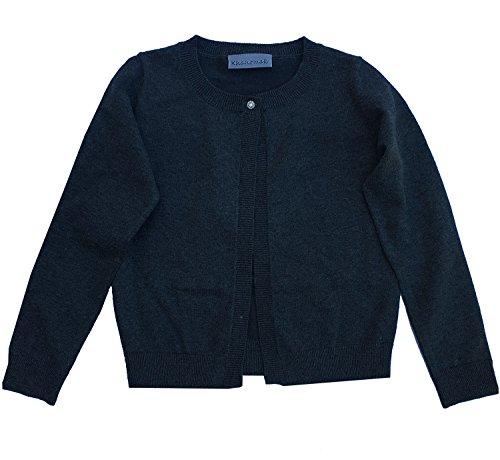 Hollywood Star Fashion Khanomak Kids Girls Cropped Shrug Cardigan Sweater (Sizes 3T- 14 Yrs)
