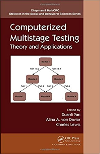 Amazon computerized multistage testing theory and applications computerized multistage testing theory and applications chapman hallcrc statistics in the social and behavioral sciences 1st edition fandeluxe Choice Image