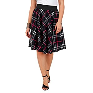 Grace Diva Women's Knee-Long Skirt