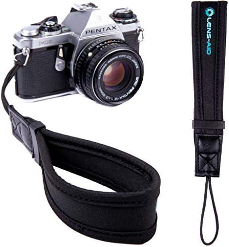 Lens Aid Handschlaufe Aus Neopren Für Kamera Kamera