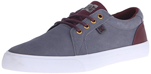 DC Shoes Council SE Uomo US 7.5 Grigio Scarpe Skate UK 6.5 EU 40