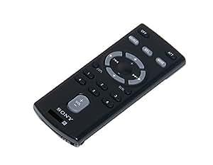 OEM Sony Remote Control Originally Shipped With: DSXMS60, DSX-MS60, DSXS100, DSX-S100, GDXGT50W, GDX-GT50W, MEX-1GP