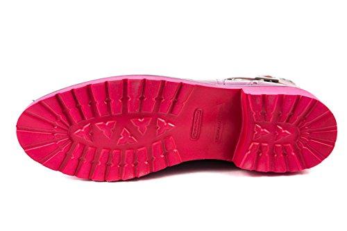 Amelie Grau Hamilton Pink Damen Melvin amp; 11 Stiefeletten tRp7CAqw