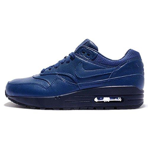 Nike Womens Wmns Air Max 1 Pinnacle, Insigna Blue / Insgn Bl-bnry Bl, 8 Us